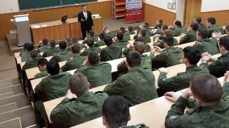 Фото курсанты: Фонд Офицеры Границы содействие военному образованию