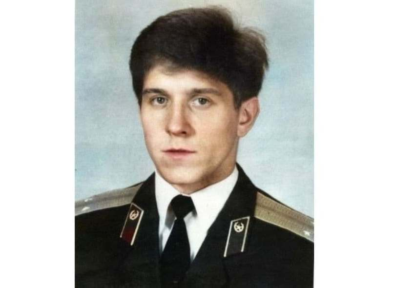 """Виктор Шатских - боез спецназа ФСБ Группы """"Альфа"""""""