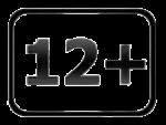 Иконка возрастного ограничения от 12 лет Фонд Офицеры Границы